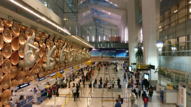 Delhi: Airport security increased after threat from Khalistani organization, police on alert