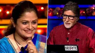 कौन बनेगा करोड़पति 12 को शो का दूसरा करोड़पति मिला, IPS अधिकारी मोहिता शर्मा ने खेला कई करोड़ों का सवाल!  (वीडियो देखेंा)