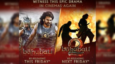 Bahubali to Re-release in Theaters: Big news for Prabhas fans, 'Bahubali' series to be released in theaters again