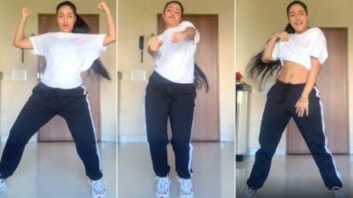 युजवेंद्र चहल की मंगेतर धनश्री वर्मा ने 'शरारा शरारा' गाने पर किया हॉट डांस, इंटरनेट पर मचाया धमाल, देखें वीडियो