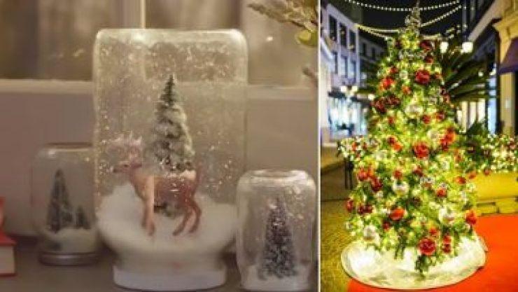 Christmas 2020 Decoration Hacks: Xmas ट्री लाइट से लेकर नॉर्थ-पोल इंस्पायर्ड डेकोरेशन तक, देखें क्रिसमस के लिए सजावट के आसान तरीके (Watch Videos)
