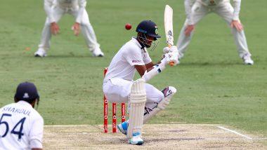वाशिंगटन सुंदर ने शतक पूरा नहीं करने पर निराश होकर अपने पिता को पुछल्ले बल्लेबाजों पर गुस्सा निकाला