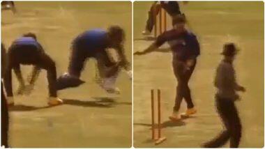 Syed Mushtaq Ali Trophy 2021: सुरेश रैना ने मैदान में दिखाई गजब की फुर्ती, पलक झपकते ही अनोखे अंदाज में किया बल्लेबाज को रन आउट, देखें वीडियो