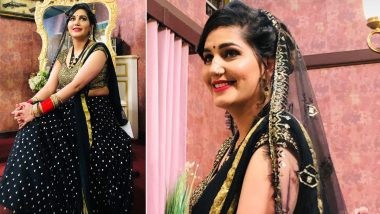 Sapna Choudhary Photoshoot: हरयाणवी डांसर सपना चौधरी ने ट्रेडिशनल कपड़ों में कराया खूबसूरत फोटोशूट, तस्वीरें देख दीवाने हुए फैंस