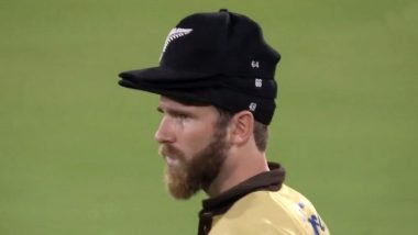NZ vs AUS 1st T20 2021: Kane Williamson was seen fielding by putting three caps on the field, Cricket Australia pinched like this