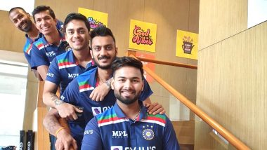 Ind vs Eng 1st T20 2021: इंग्लैंड के खिलाफ T20 सीरीज के लिए टीम इंडिया का युवा ब्रिगेड तैयार, पंत ने ट्वीट कर कही बड़ी बात