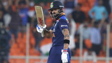 Ind vs Eng 2nd T20I 2021: अहमदाबाद में विराट कोहली और ईशान किशन की आतिशी बल्लेबाजी, टीम इंडिया ने इंग्लैंड को 7 विकेट से हराया
