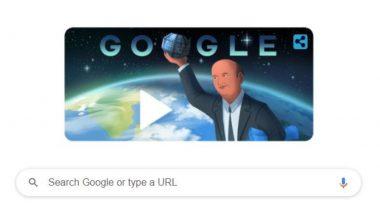 Udupi Ramachandra Rao 89th Birth Anniversary: भारत के सैटेलाइट मैन उडुपी रामचंद्र राव की 89वीं जयंती पर Google ने समर्पित किया ये खास डूडल