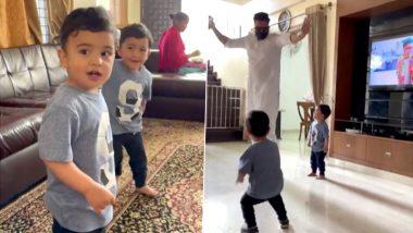 Aly Goni Dance Video: अपने भांजो के साथ तेरा सूट गाने पर डांस करते दिखाई दिए अली गोनी, क्यूट वीडियो जीत लेगा दिल