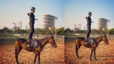 Vicky Kaushal ने घोड़े पर खड़े होकर क्लिक करवाई फोटो, सोशल मीडिया पर भड़के लोग