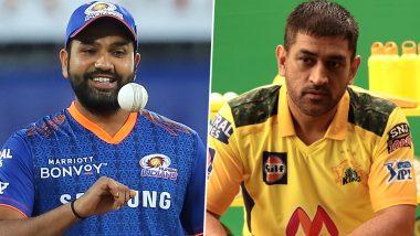 MI vs CSK 27th IPL Match 2021: रोहित शर्मा ने जीता टॉस, चेन्नई सुपर किंग्स को मिला पहले बल्लेबाजी करने का न्योता