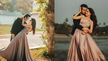 Sugandha Mishra and Sanket Bhosale Get Engaged: Sugandha Mishra engages with Sanket Bhosle, shares photo