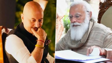 Anupam Kher taunts Modi government for the first time, said- it is necessary to save more lives than creating images