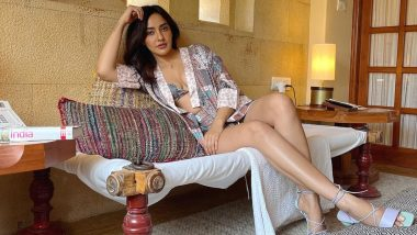 Neha Sharma Hot Pics: Actress Neha Sharma wearing a bikini, posted hot photos, said- I am waiting for the vaccine!