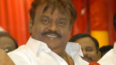 DMDK leader and South actor Vijaykanth's ill health, had to be admitted in hospital