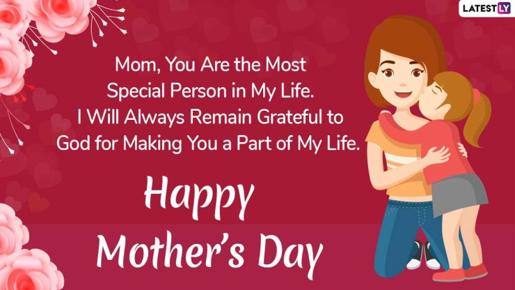 Happy Mother's Day Messages 2021: wish your mother all the best on Mother's Day with these WhatsApp Stickers, Facebook Messages, Wallpapers World Daily News24