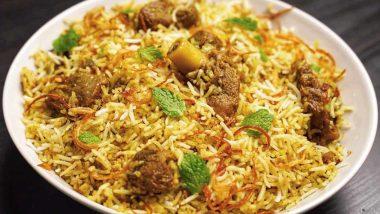 Eid al-Fitr 2021 Recipe Ideas: शाही मटन बिरयानी से शीर खुरमा तक, इन पारंपरिक लजीज पकवानों के साथ मनाएं ईद का त्योहार