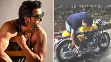 Actor Harshvardhan Rane showed generosity in the hour of crisis, Corona is selling his bike to help patients