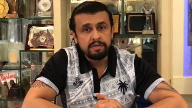 COVID-19 in India: Sonu Nigam, Oxygen canister will come forward to help corona patients in Mumbai