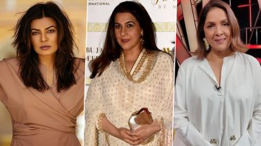 Happy Mother's Day 2021: These single mothers of Bollywood fit the definition of Super Mom