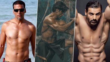 The actor, who is competing with Akshay Kumar and John Abraham in fitness and action, is learning martial arts from the age of 3