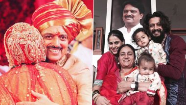 Multiple Genelia D'souza shared an emotional post on the birthday of former Maharashtra Chief Minister Vilasrao Deshmukh, fans were also emotional