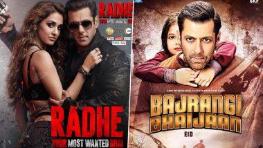 Eid Mubarak 2021 Special Movies: Celebrate Eid festival with these hit Bollywood films including Radhey, Bajrangi Bhaijaan