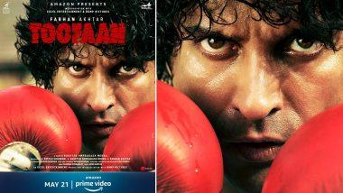 Toofan Movie Update: कोरोना के चलते Farhan Akhtar ने टाली फिल्म 'तूफान' की रिलीज,बॉलीवुड ने किया फैसले का स्वागत