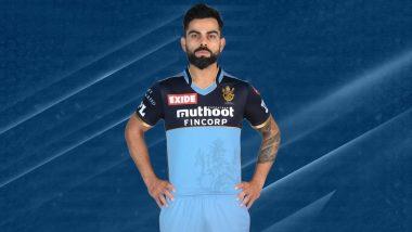 IPL 2021 KKR vs RCB: विराट कोहली की टीम आरसीबी नीले रंग की जर्सी के साथ मैदान में उतरेगी, ये है इसकी वजह