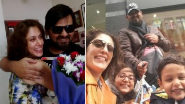 Wajid Khan Death Anniversary: Wife Kamal Rukh became emotional after remembering Wajid Khan, wrote photos by sharing photos with composer