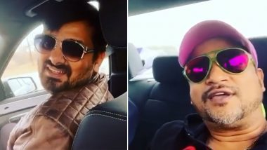 Wajid Khan Death Anniversary: Sajid got emotional after remembering brother Wajid Khan, wrote- The fun of living was gone as soon as you left