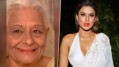 Actress Tarla Joshi dies due to heart attack, these celebs including Nia Sharma, Krystle D'Souza paid tribute