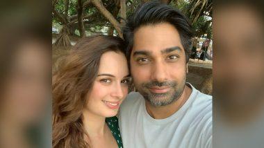 Bollywood actress Evelyn Sharma married boyfriend Tushaan Bhindi in Australia