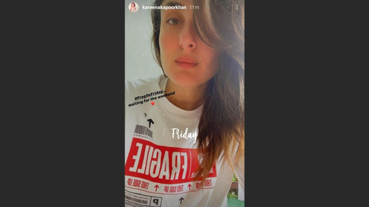It's Friday: Kareena Kapoor flaunts her Friday look by taking a selfie photo World Daily News24