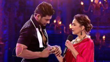 Dance Deewane 3: Sidharth Shukla replaces Shah Rukh Khan, recreates this romantic scene with Madhuri Dixit, watch video