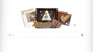 Shirley Temple Google Doodle: गूगल ने शानदार डूडल बनाकर हॉलीवुड आइकन शर्ले टेम्पल को किया सम्मानित