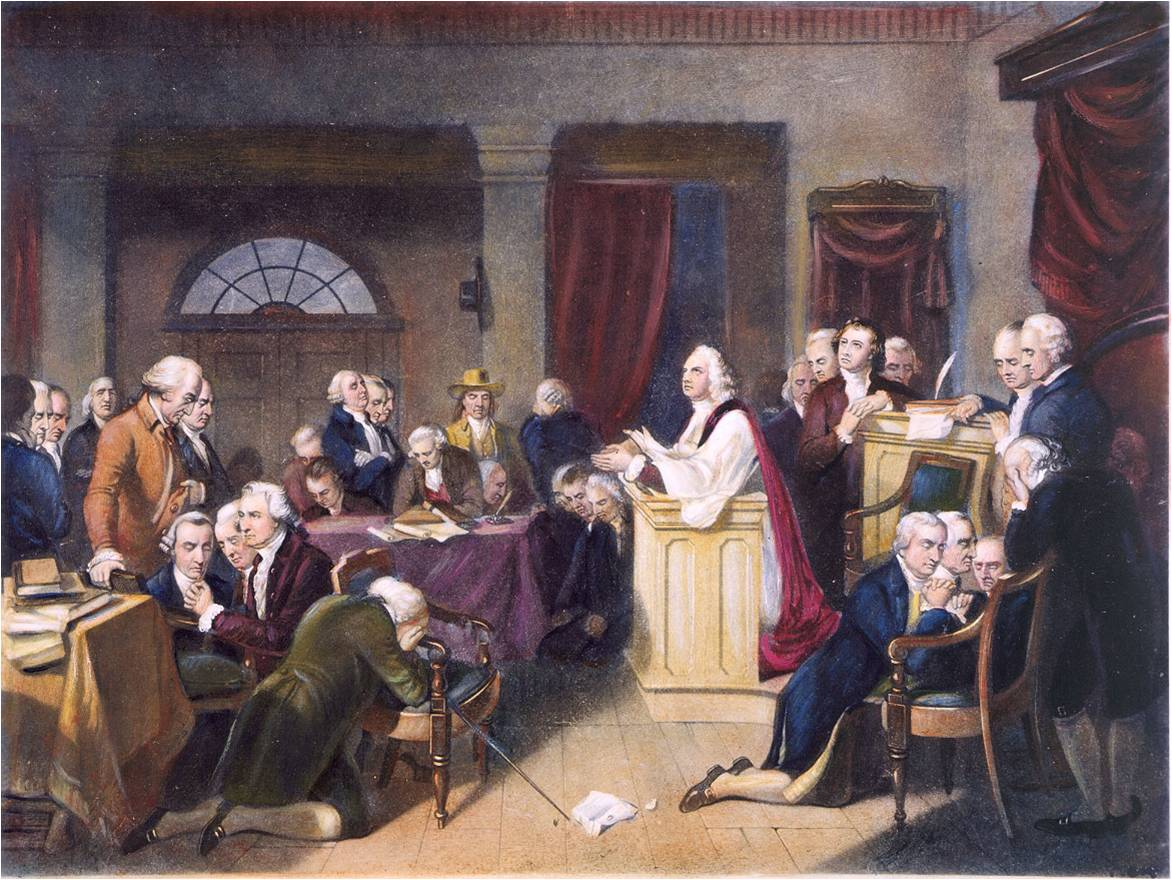 An Enlightenment Experiment The American Revolution