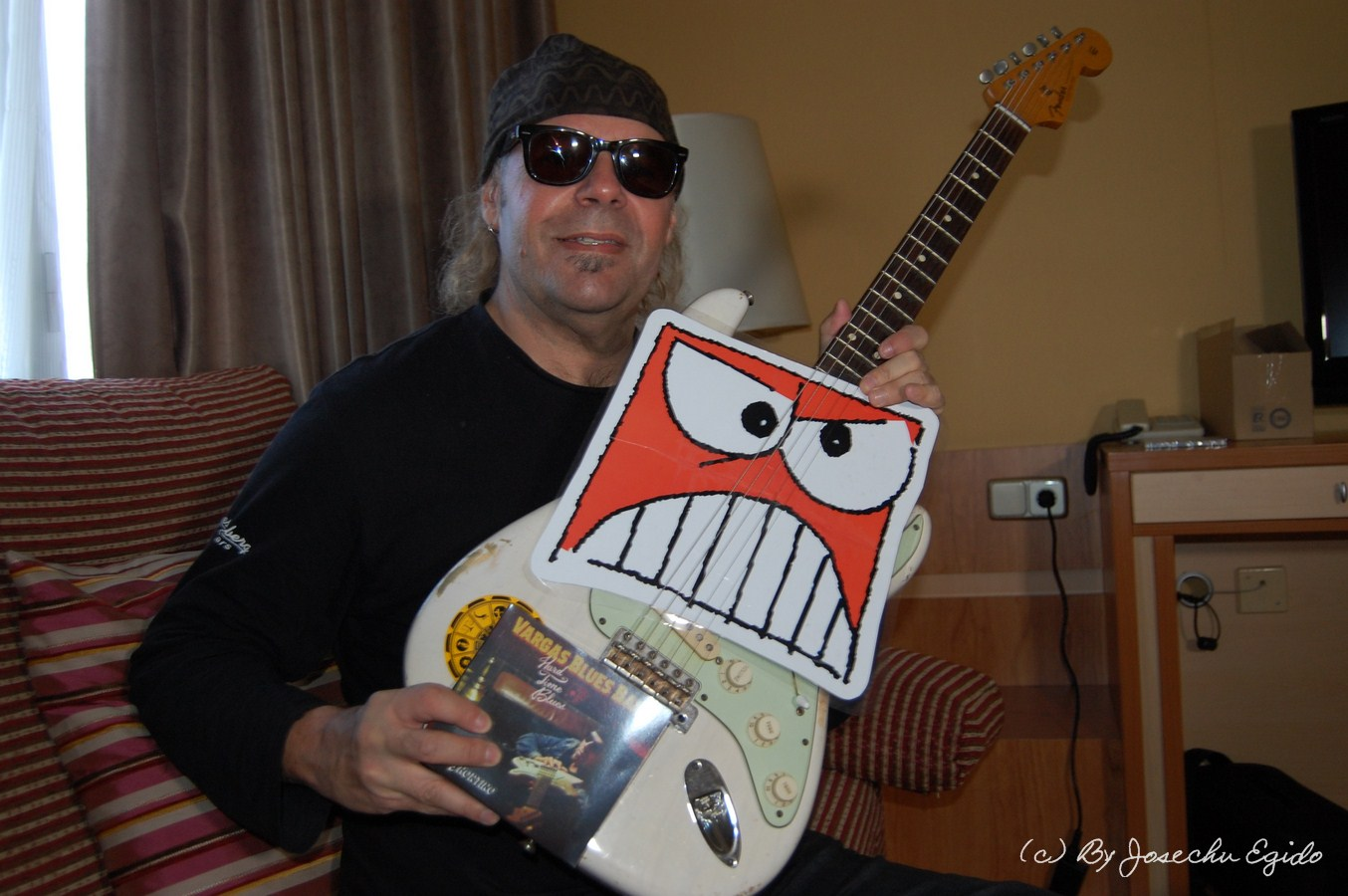 Vargas BLues Band (2016)