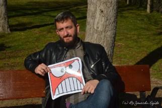 Juanfra Cerdá de Kracauer (2018) (by Josechu Egido)