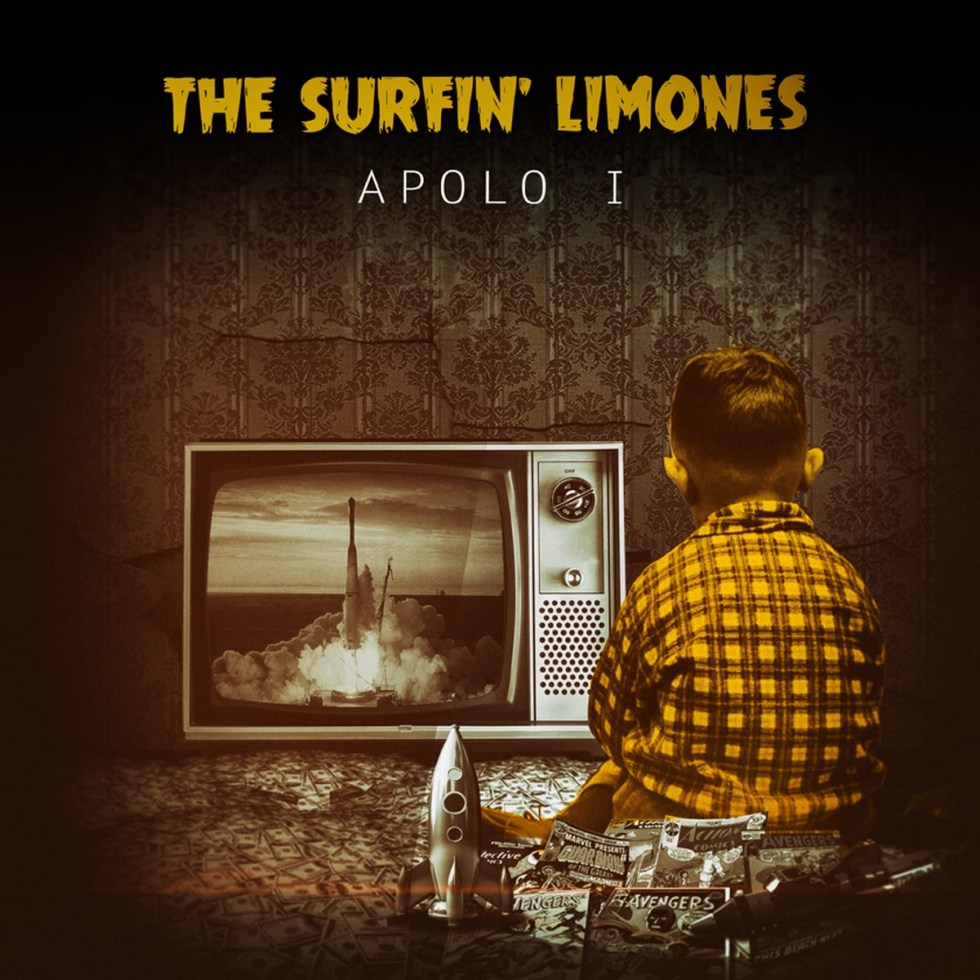 The Surfin Limones - Apolo I (2018)