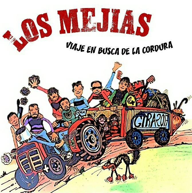 Los Mejías - Viaje en busca de la cordura (2018)