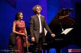 Ana María Valderrama & Victor de la Calle (03-08-2018) (2)