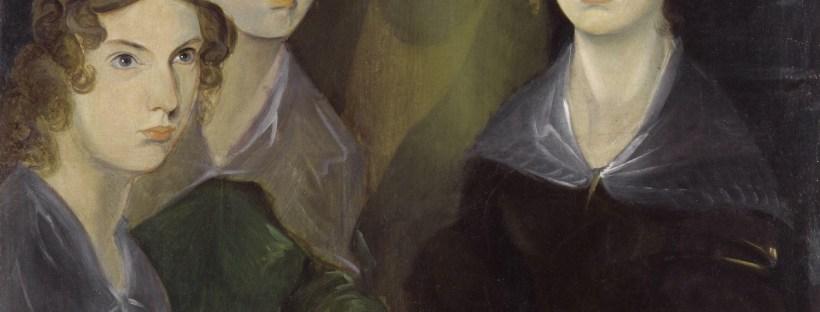 peinture représentant les trois soeurs Brontë