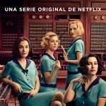 Las chicas del cable : une série pour midinettes assez anachronique