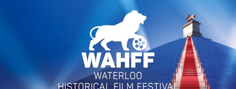 affiche officielle du festival du film historique de Waterloo