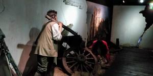 La fiction et l'histoire dans les musées