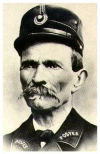 Portrait de Ferdinand Cheval