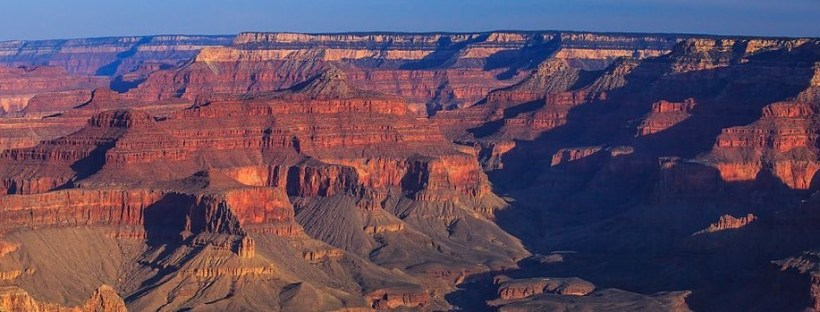 photo panomarique du Grand Canyon