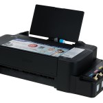 Epson L120, Printer Infus Bawaan Pabrik