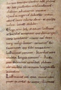 Eed van Straatsburg, fragment